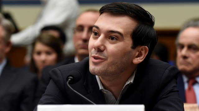 Walker: Shkreli showed why he's one of the most hated guys in the country