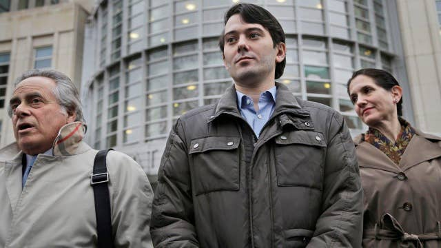 Shkreli plans to plead the 5th in Congress