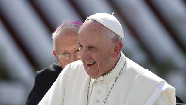 Father Morris: Pope Francis is not encouraging illegal immigration