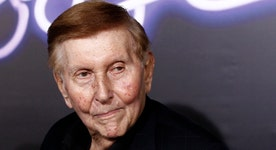 Sumner Redstone resigns as CBS chairman
