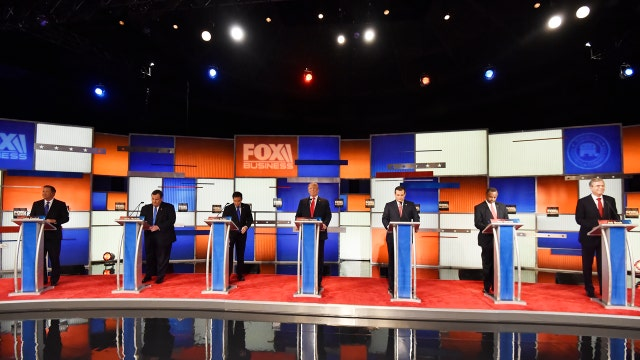 The battle for Iowa among GOP candidates