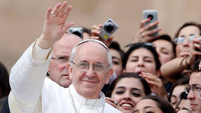 Pope Francis' visit to Mexican border a political gesture?