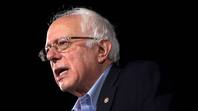 Will a Socialist be the next Democratic nominee?