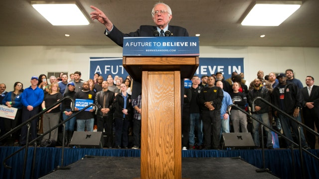 Kucinich: Sanders' economic message is resonating with voters across the U.S.