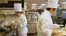 Student chefs compete in 'Game Day Grub Match'