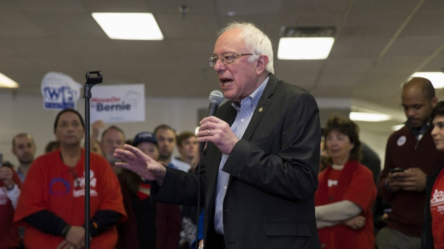 Does Bernie Sanders have enough support to win Iowa?