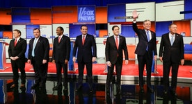 Election betting odds of the 2016 candidates