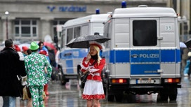 Germany setting up safe zones for women