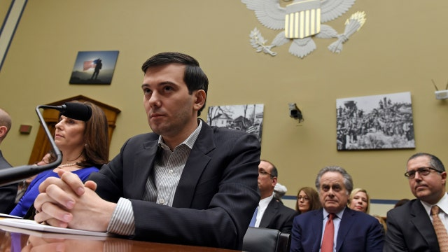 Despite Shkreli's arrogance, some progress was made at hearing