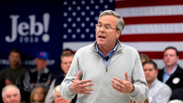 Governors battle for New Hampshire