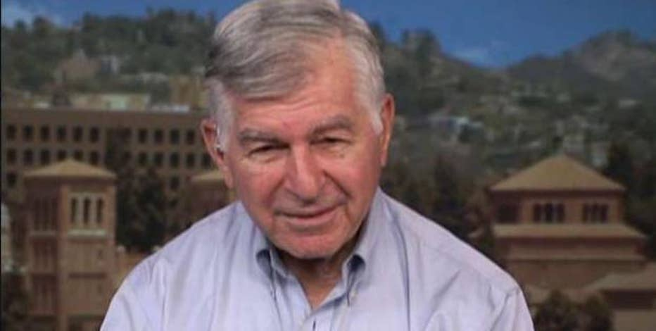 Former Governor Michael Dukakis, (D-Mass.), on the economy and the race for the White House.