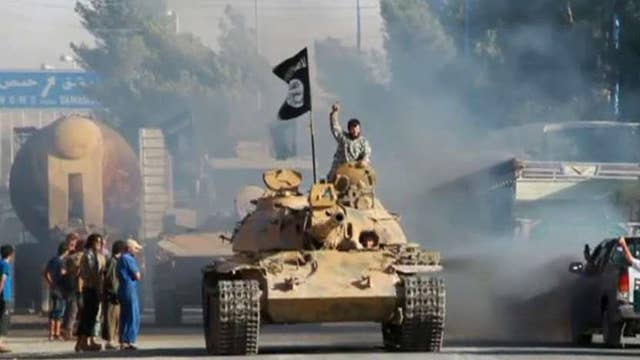 Would ISIS use chemical weapons in Europe?