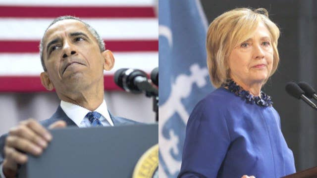 Obama warming up to Clinton: Does that help or hurt her campaign?