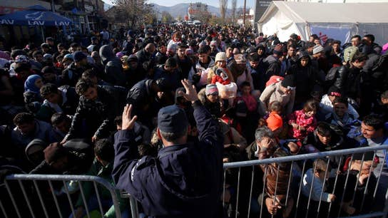 ISIS exploiting the Syrian refugee crisis?