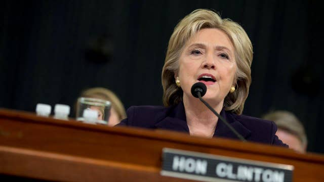 Would DOJ get in the way of a potential FBI indictment of Clinton?