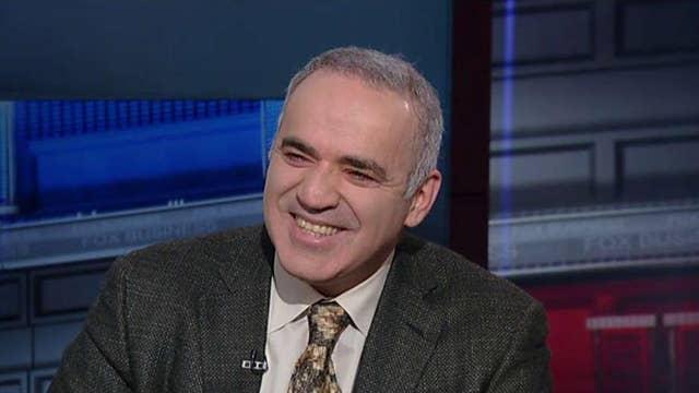Former Chess Champ Kasparov's take on 2016