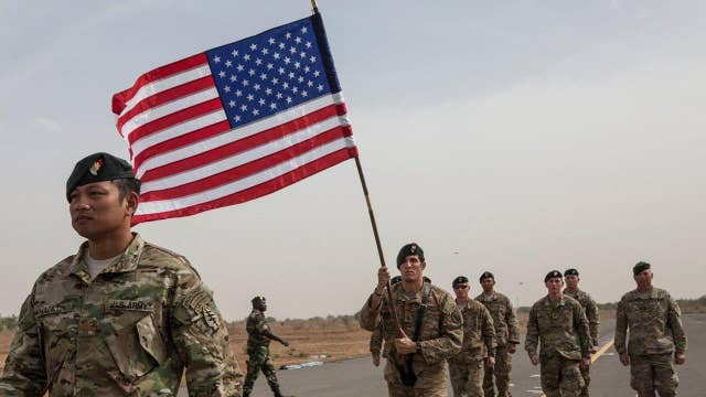 Poll: Fewer Americans see U.S. as top military power