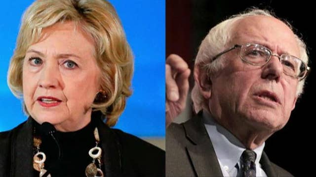 Clinton slams Sanders over health care proposal