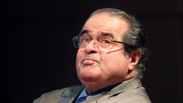 Fmr. Sen. Simpson: Will be tough to fill Scalia's shoes