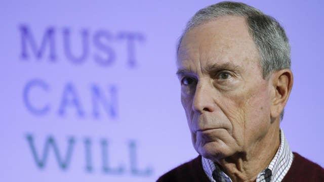 Bloomberg hesitant about presidential bid?