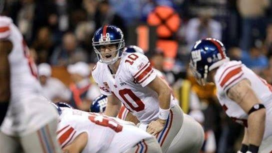 Eli Manning's Super Bowl advice to brother Peyton