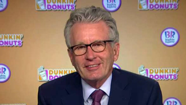 Dunkin' Brands CEO on quarterly earnings, minimum wage