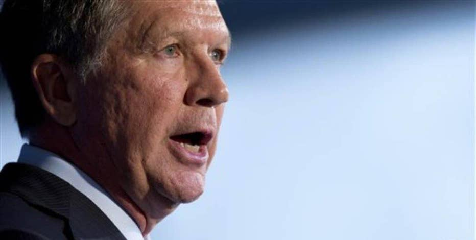 Republican presidential candidate John Kasich on the 2016 presidential race.