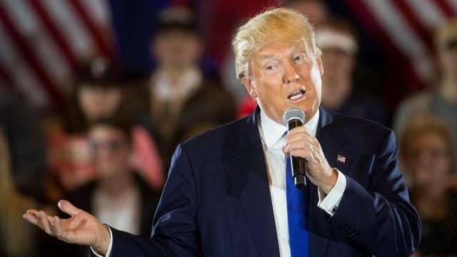 Donald Trump on Brussels terror attacks, U.S. border security