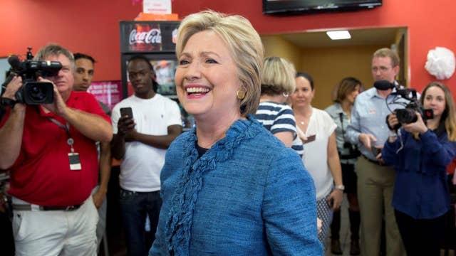 FNC projects Clinton wins North Carolina and Ohio