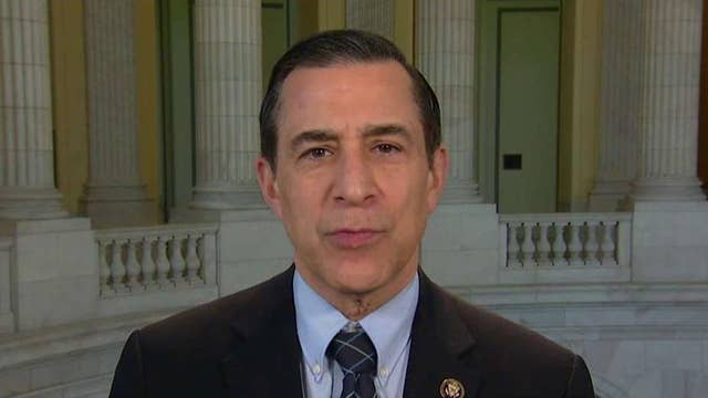 Rep. Issa: Trump will need an army of people who understand bureaucracy