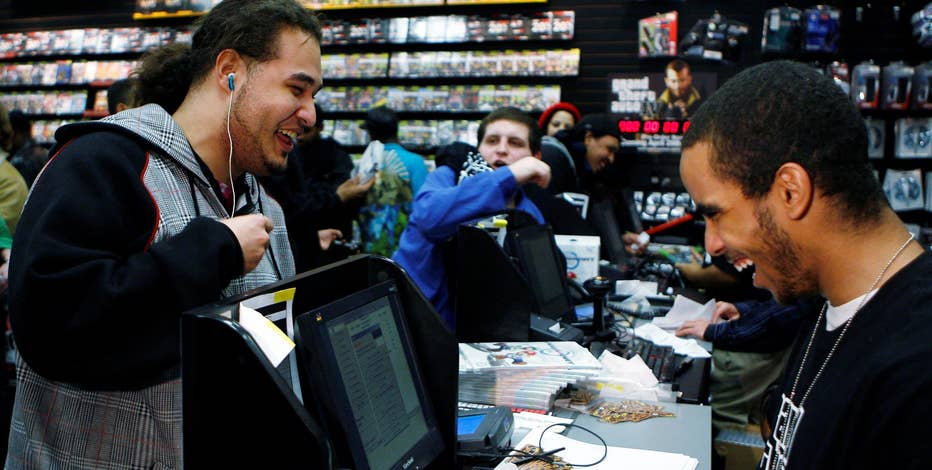 GameStop CEO Paul Raines discusses the state of the gaming business.