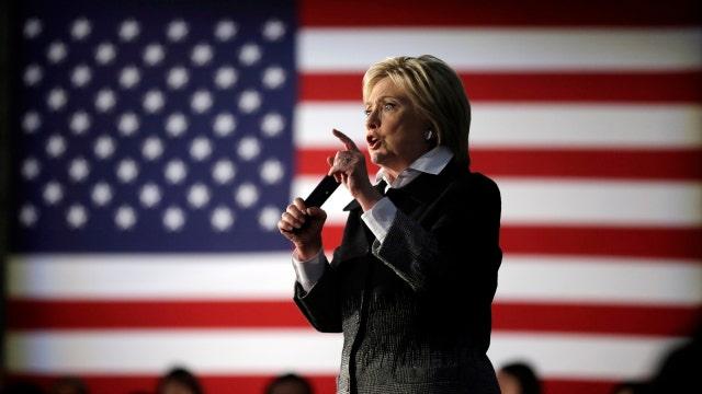 Judge Nap: Beyond dispute that Clinton sent or received top-secret emails