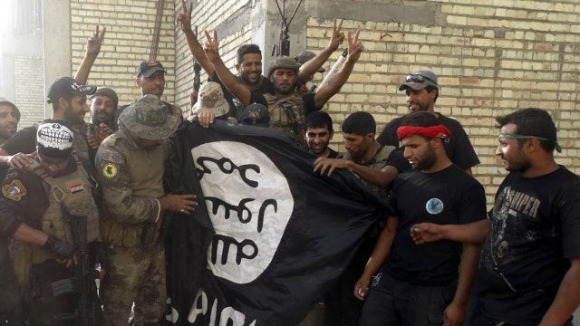 ISIS prisoner tells U.S. officials about mustard gas plan