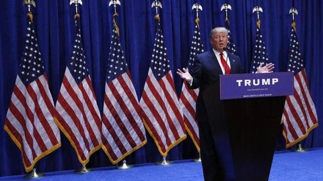 Trump winning over Tea Party conservatives?