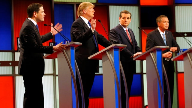 Which GOP candidate will prevail in 2016?