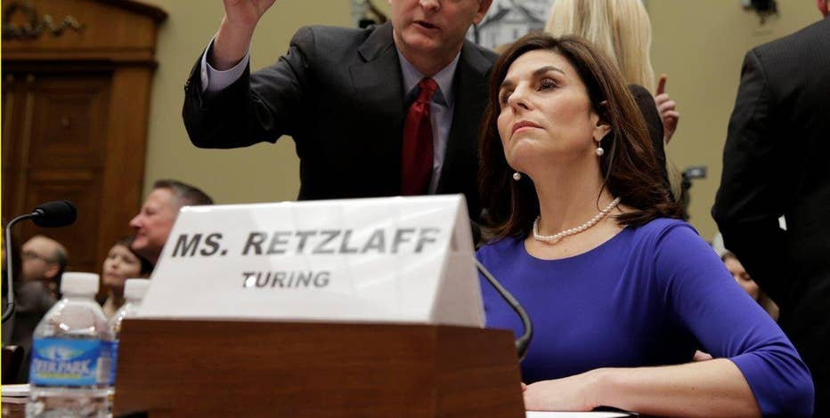 Turing Pharmaceuticals Chief Commercial Officer Nancy Retzlaff on the company's decision to raise the price of its HIV drug.