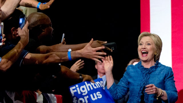 Which GOP candidate can beat Hillary Clinton?