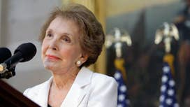 How Nancy Reagan Changed the Way Americans View Alzheimer's