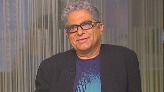 Deepak Chopra: Spirituality in Business is Profitable