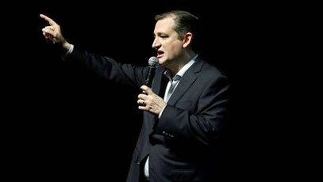 Sen. Cruz talks mudslinging