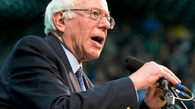 How Bernie Sanders can overcome the Clinton landslide