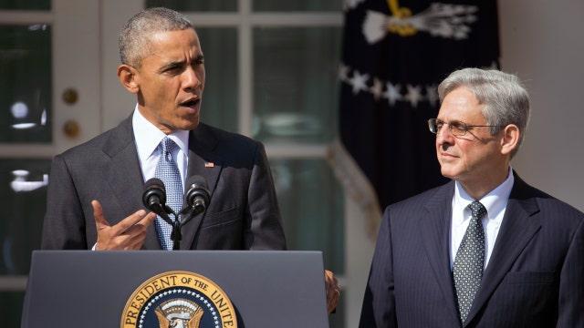 Judge Napolitano: SCOTUS nomination plea is very unusual