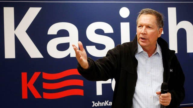 Is a Trump-Kasich ticket a possibility?