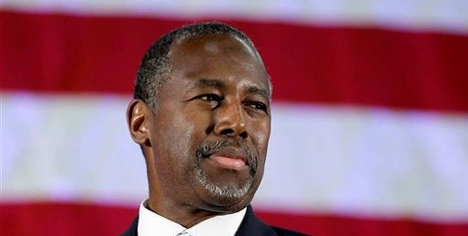 Republican presidential candidate Ben Carson on the 2016 presidential race.