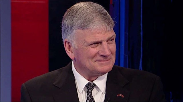 Franklin Graham: I have no hope in the Republican Party, Democratic Party