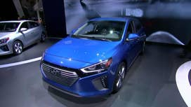 Hyundai goes electric with the Ioniq