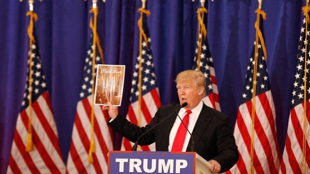 Gasparino: Trump brand worth multi-billions amid raucous campaign