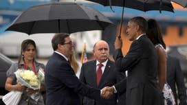 Obama's Cuba deal all about his legacy?