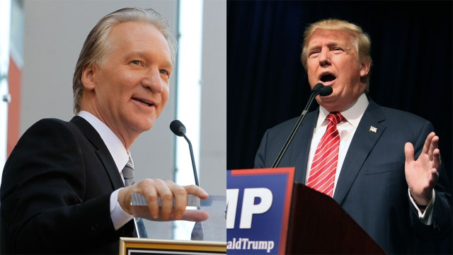 Similarities between Bill Maher and Donald Trump?