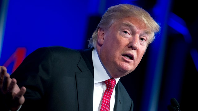 Fox News poll: Trump dominates GOP race in Florida